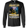 New Edition** Don't Mess With January Guy** Shirts & Hoodies