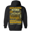 New Edition **Legends Are Born In October** Shirts & Hoodies