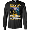 New Edition** Don't Mess With March Guy** Shirts & Hoodies