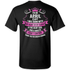 Back Print ****Perfect Shirt For April Born** Limited Edition Shirts & Hoodies