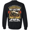 Limited Edition **Papa Is My Favorite** Shirts & Hoodies