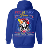 Limited Edition ***February Women Fire Of Lioness*** Shirts & Hoodies