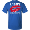 Limited Edition **May Super Sexy Girlfriend** Shirts & Hoodies