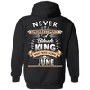 Limited Edition June Black King Shirts & Hoodies