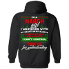 LIMITED EDITION MARCH GIRL CHRISTMAS BACK PRINT SHIRTS & HOODIES