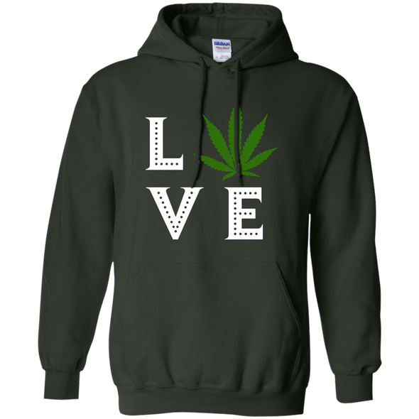Limited Edition Stay Green **Love Weed** Shirts & Hoodies