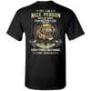 Newly Arrived **I Am A Nice Person** Women Back Print Shirts & Hoodies