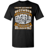 **Wonderful December Girl Covered In Awesome Sauce** Shirts & Hoodies