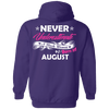 Limited Edition **Black Women Born In August** Shirts & Hoodies