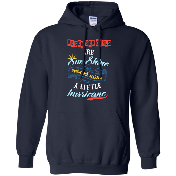 Limited Edition  **December Born Girls Are Sunshine** Shirts & Hoodies