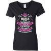 ***Say it Loud, March Girl*** Limited Edition Shirts!