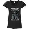 Limited Edition **August Girl My Silence Is Not My Weakness** Shirts & Hoodies