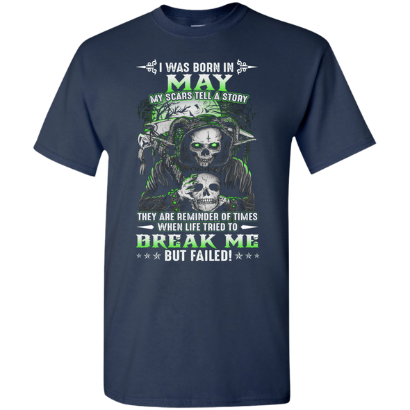 New Edition **May - My Scars Tell My Story** Shirts & Hoodie