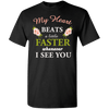 My Heartbeat Valentine's Shirts and Hoodies