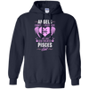 Limited Edition **God Created Pisces Girl** Shirts & Hoodies
