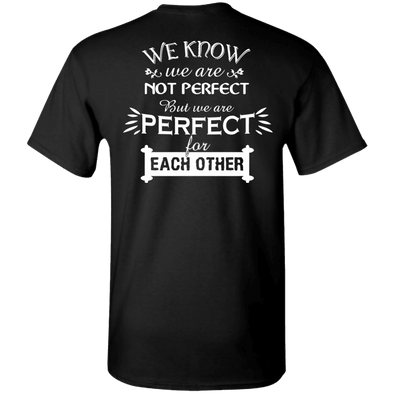Valentine Special Edition **Not Perfect** Shirts & Hoodies