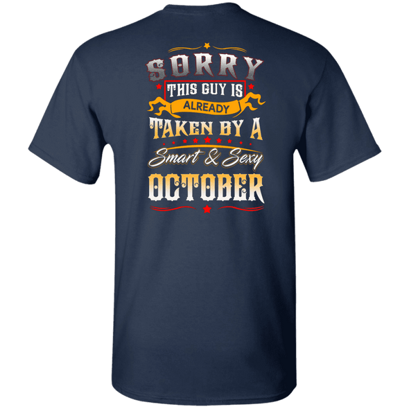 Limited Edition Guy Taken By October Shirt & Hoodie