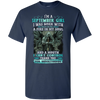 Limited Edition **September Girl Born With Fire In A Soul** Shirts & Hoodie