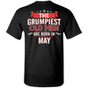 Limited Edition May Grumpiest Old Man Shirts & Hoodies