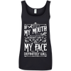Newly Launched **My Mouth Can't Control It** Shirts & Hoodies
