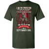 Limited Edition **September Girl The Protector & The Guardian** Shirts & Hoodies