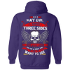 Limited Edition **May Girl With Three Sides** Shirts & Hoodies