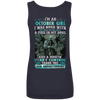New Edition **October Girl Fire In A Soul Back Print** Shirts & Hoodies