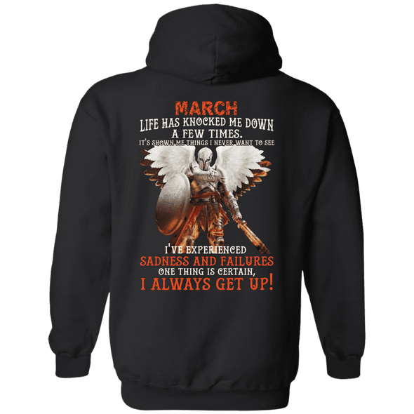 Limited Edition March Men Always Getup Shirts & Hoodies
