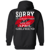 Limited Edition **April Super Sexy Girlfriend** Shirts & Hoodies