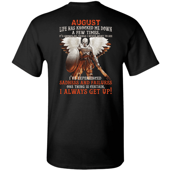 Limited Edition August Men Always Getup Shirts & Hoodies
