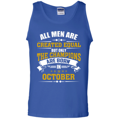 Limited Edition **Champions Are Born In October** Shirts & Hoodies