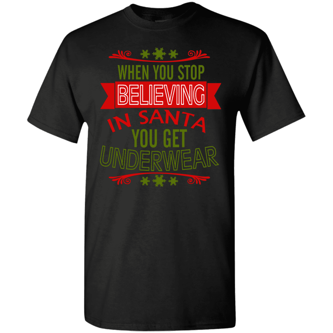 Limited Edition Christmas - Believing In Santa Shirts & Hoodies