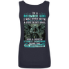 New Edition **December Girl Fire In A Soul Back Print** Shirts & Hoodies