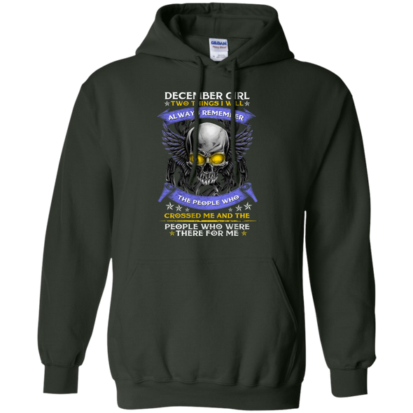 Limited Edition **I Will Always Remember - December Girl** Shirts & Hoodies