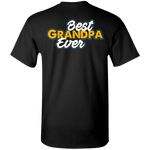 Limited Edition **Best Grandpa Ever** Shirts & Hoodies