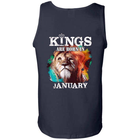 Limited Edition January Born Lion King Shirts & Hoodies