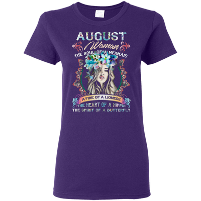 New Edition **August Women The Soul Of Mermaid** Shirts & Hoodies