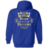Limited Edition **Kings Are Born In December** Shirts & Hoodies