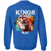 Limited Edition May Born Lion King Shirts & Hoodies