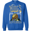 New Edition **Kings Are Born In September** Shirts & Hoodies