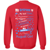 Limited Edition **August Girlfriend Biggest Comfort** Shirts & Hoodies
