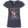 Limited Edition **January Girl Fire Of Lioness** Shirts & Hoodies