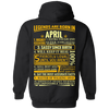 New Edition **Legends Are Born In April** Shirts & Hoodies