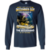 New Edition** Don't Mess With December Guy** Shirts & Hoodies