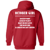 LIMITED EDITION OCTOBER GIRL SHIRTS & HOODIES