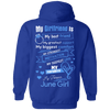 Limited Edition **June Girlfriend Biggest Comfort** Shirts & Hoodies
