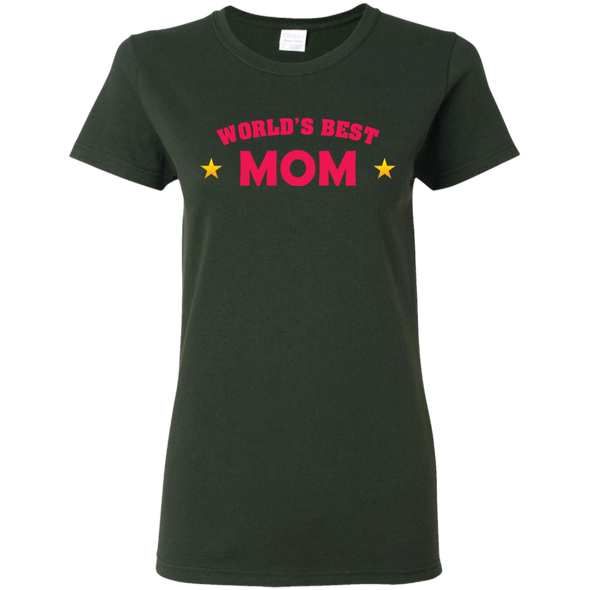 Mother's Day Special **World Best Mom** Shirts & Hoodies