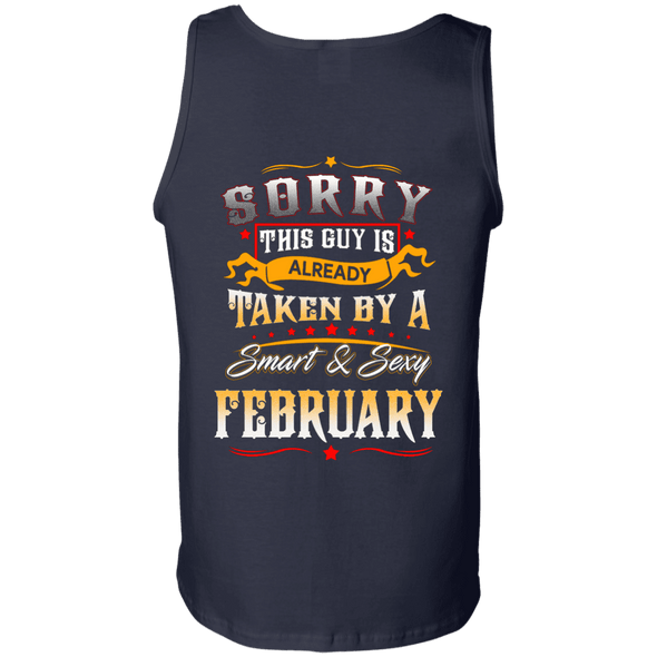 Limited Edition Guy Taken By February Shirt & Hoodie