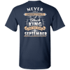 Limited Edition September Black King Shirts & Hoodies