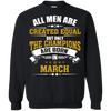 Limited Edition **Champions Are Born In March** Shirts & Hoodies